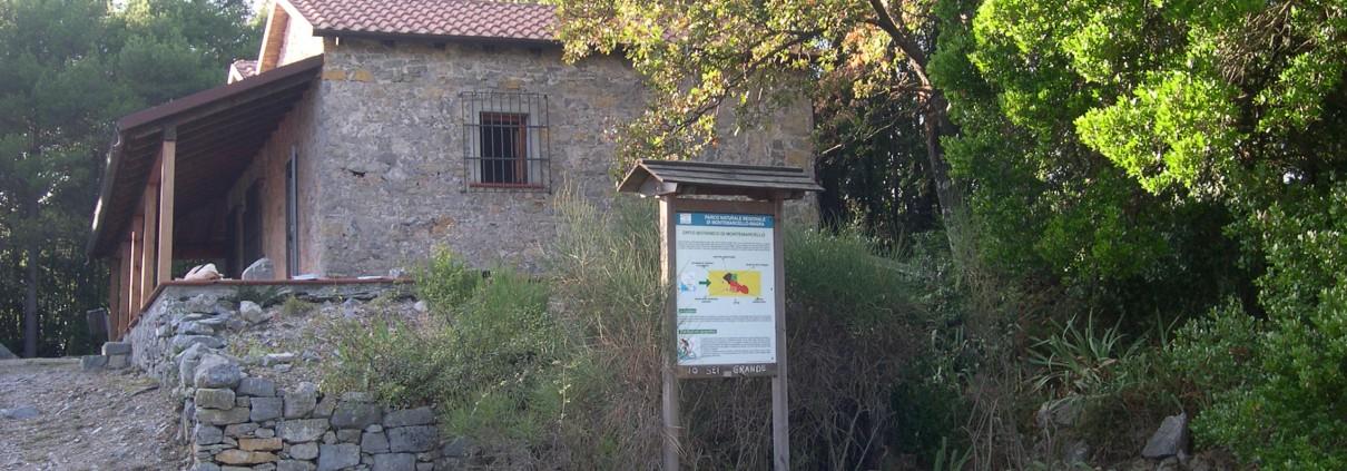 Orto botanico di Montemarcello